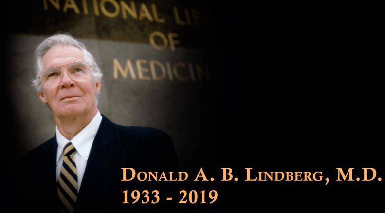Dr. Donald A.B. Lindberg