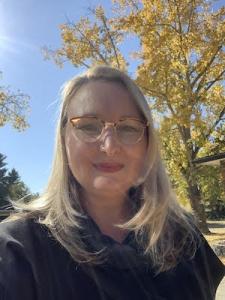 Shawna Sadler, MLIS